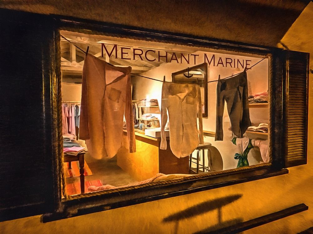 merchant marine - jon hermannsson