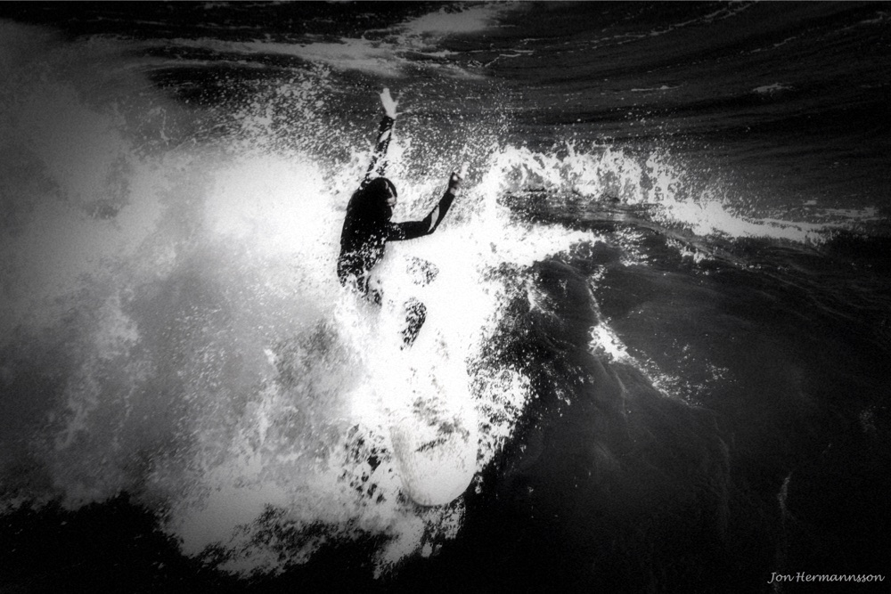 the surfer bw 2-wm-
